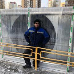 Монтаж вентиляции , Компания «Этажи»