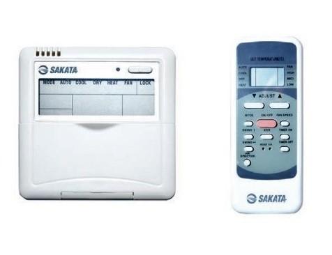 Напольно-потолочный кондиционер Sakata SIB-50TBV/SOB-50VB