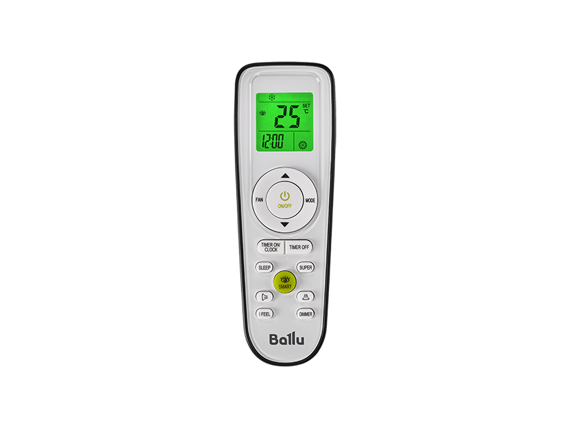 Пульт  Ballu BSAG- Серия iGreen Pro